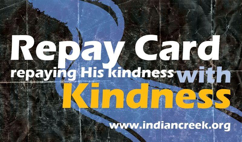 Repay card